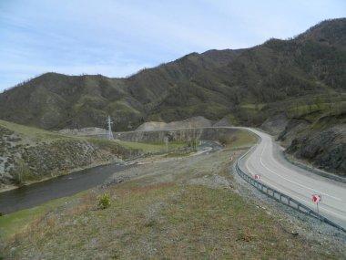 Landscape, Nature of Gorny Altai