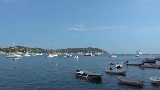 Barche in Costa Azzurra