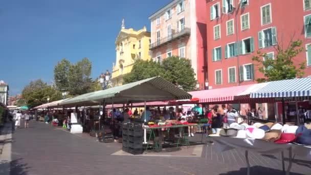 Nice Market in France - Pan