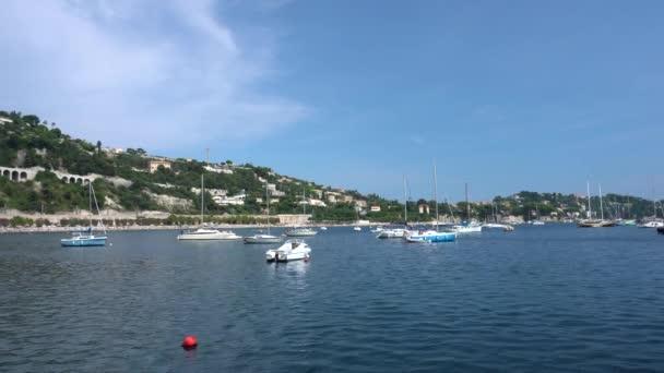 Barche e yacht a Villefranche-Sur-Mer