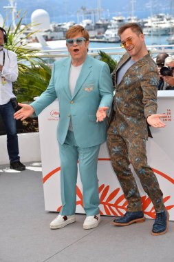 Elton John & Taron Egerton