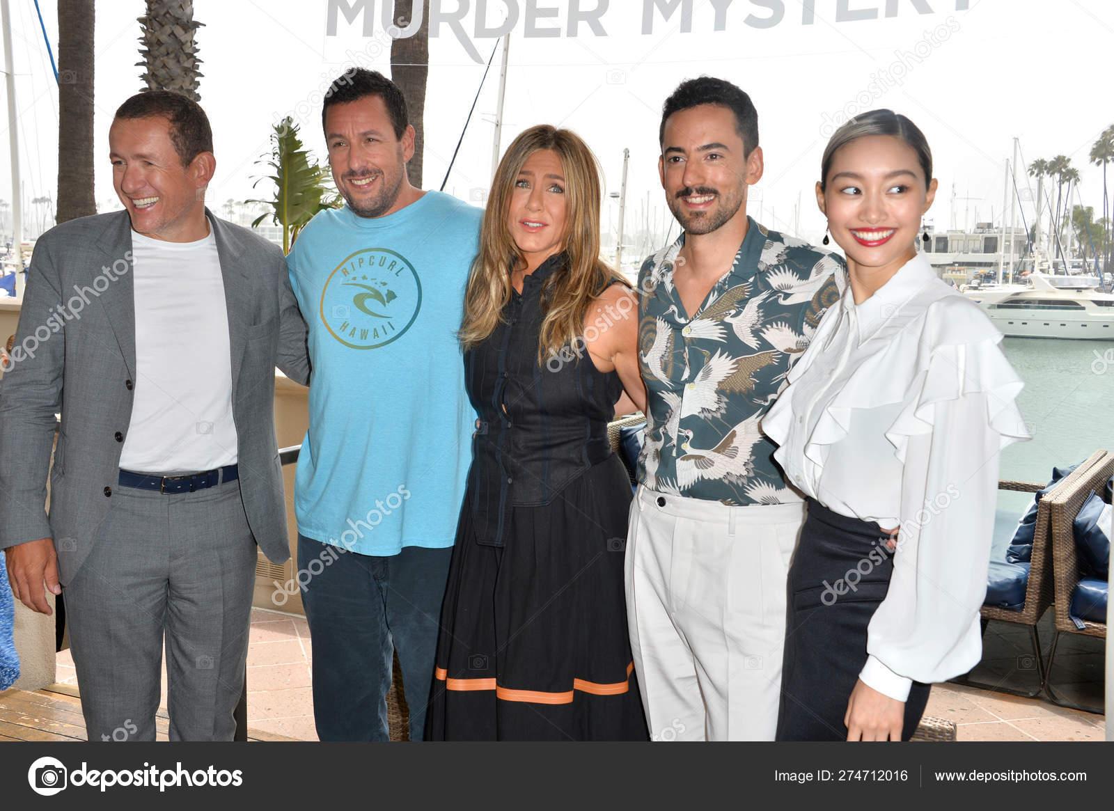 Dany Boon, Adam Sandler, Jennifer Aniston, Luis Gerardo