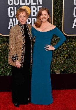 Carol Burnett & Amy Adams