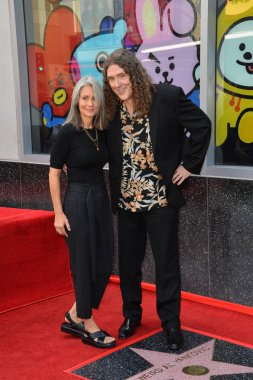 Weird Al Yankovic & Suzanne Krajewski Yankovic
