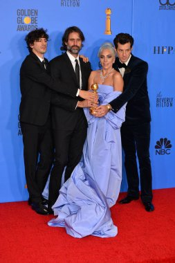 Mark Ronson, Lady Gaga, Andrew Wyatt & Anthony Rossomando