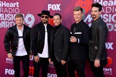 Backstreet Boys, AJ McLean, Kevin Richardson, Nick Carter, Howie Dorough & Brian Littrell