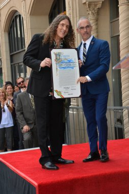 Weird Al Yankovic & Mitch O'Farrell
