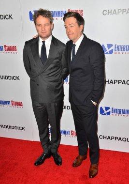 Jason Clarke & Ed Helms