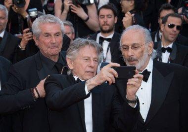 Claude Lelouch, Roman Polanski & Jerry Schatzberg