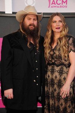 Chris Stapleton & Morgane Stapleton