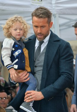 Ryan Reynolds & James Reynolds