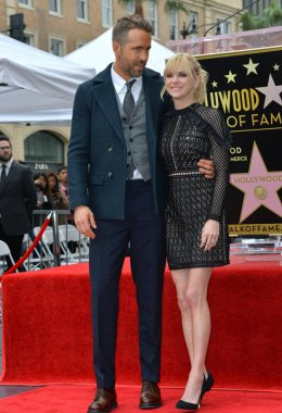 Ryan Reynolds & Anna Faris
