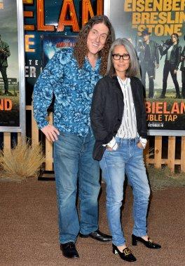 Weird Al Yankovic & Suzanne Yankovic