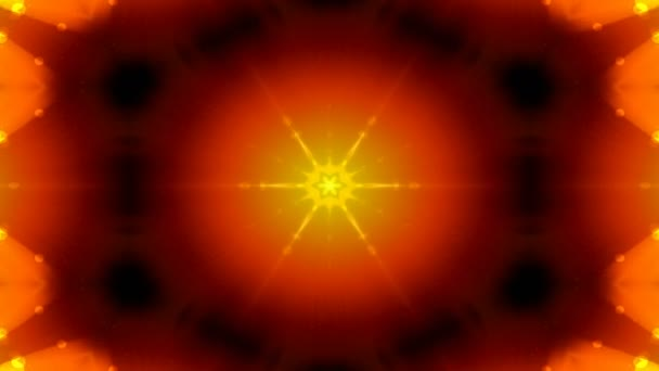 Abstraktní symetrické geometrické hvězd a kaleidoskop tvarů