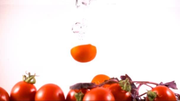 čerstvé rajče ve vodě