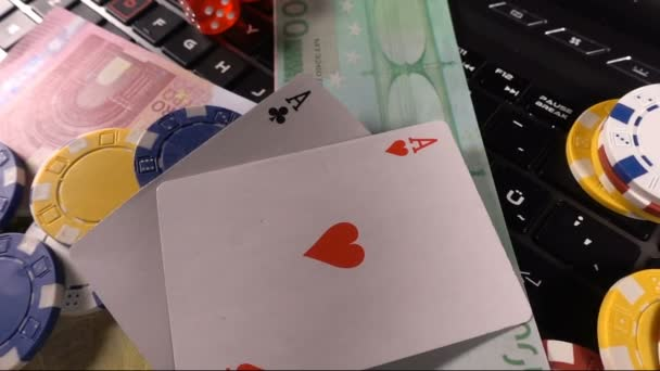 Gambling Poker Cards Dices and Chips ToolsWinning Games which has lots of risks and success like Poker, Blackjack. It is mostly played in casinos, danger is losing everything sometimes if you dont have enough luck