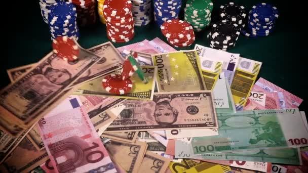 Hazardní hráčské hry dices a chipsy, které mají spousty rizik a úspěchů jako Poker, blackjack. Většinou se hraje v kasinech, nebezpečí ztrácí někdy všechno, když nemáte dost štěstí