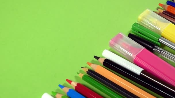 School Education Colorful Paint Pen and Pencils