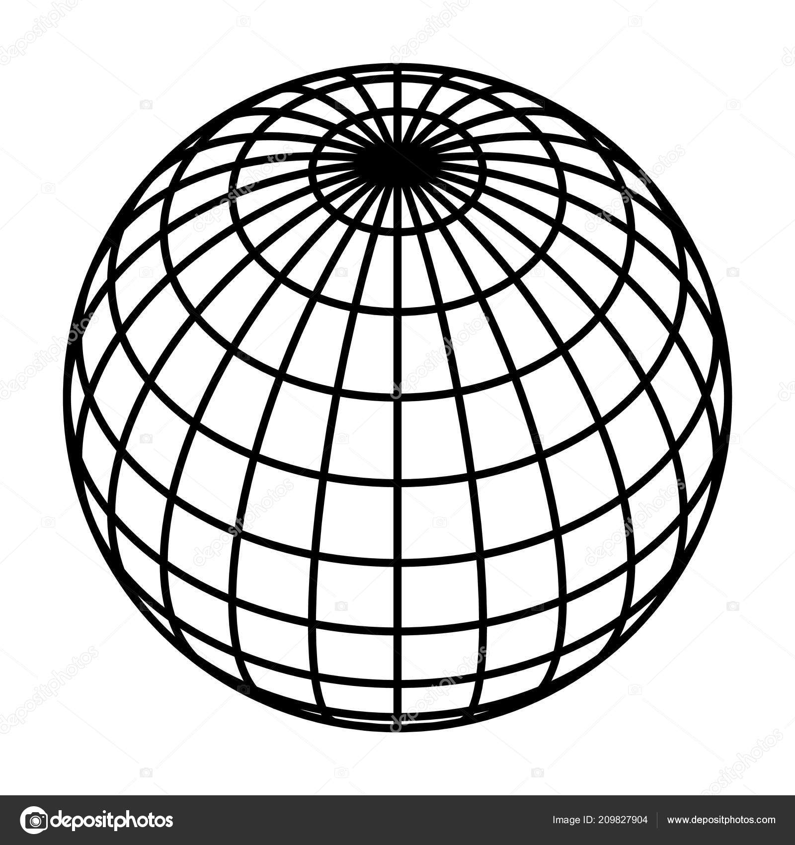 Results for Globe Grid Black And White