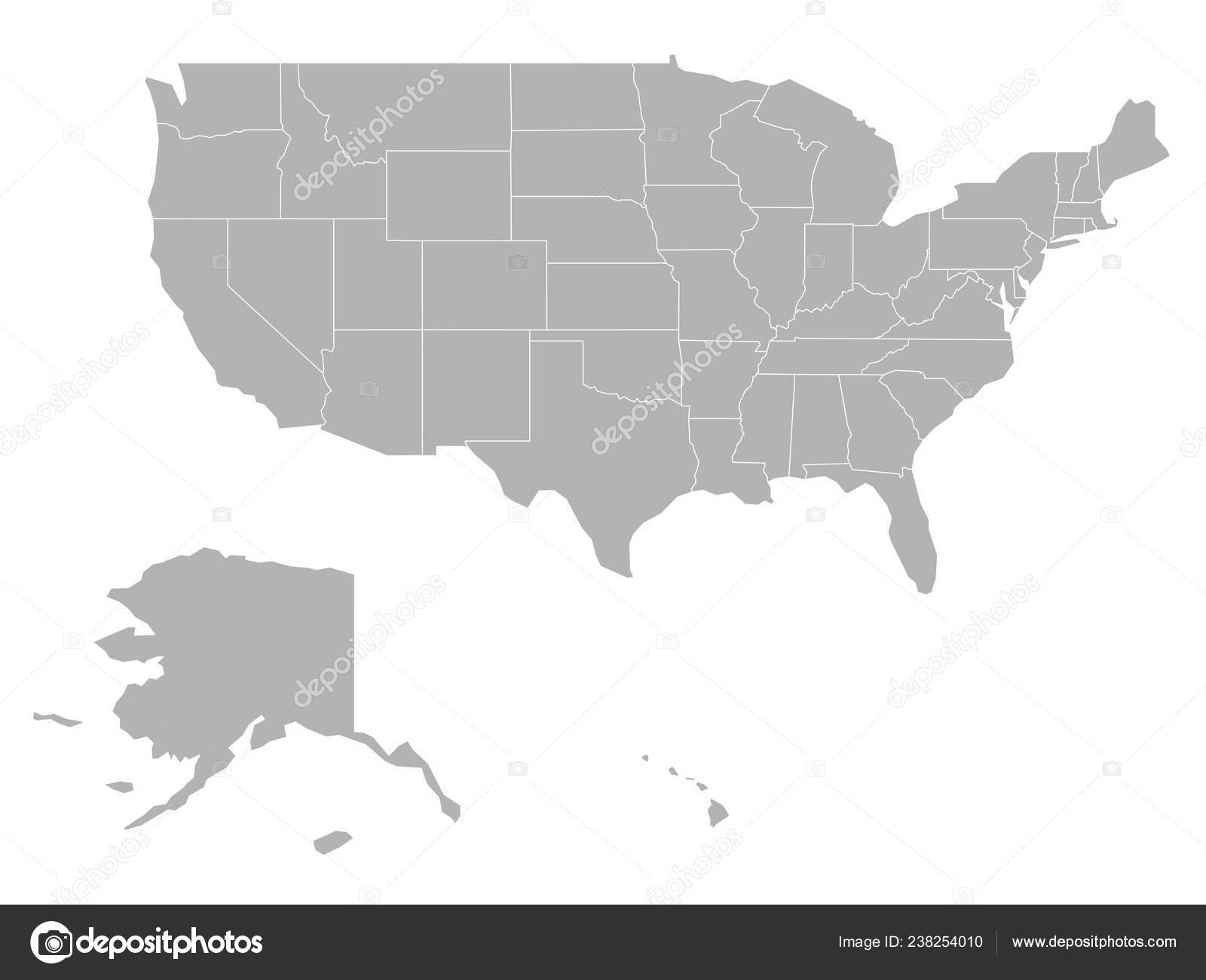 Blank map of United States of America - USA. Simplified dark ... on us states of america, usa map guide, usa map europe, usa maps united states, usa map vacation, usa map paint, usa map houston, usa map new zealand, usa united states of america, usa flag of america, usa map modern, usa map black, usa map turkey, usa map online, usa south america, star of america, home of america, weather of america, usa usa map, usa map georgia,