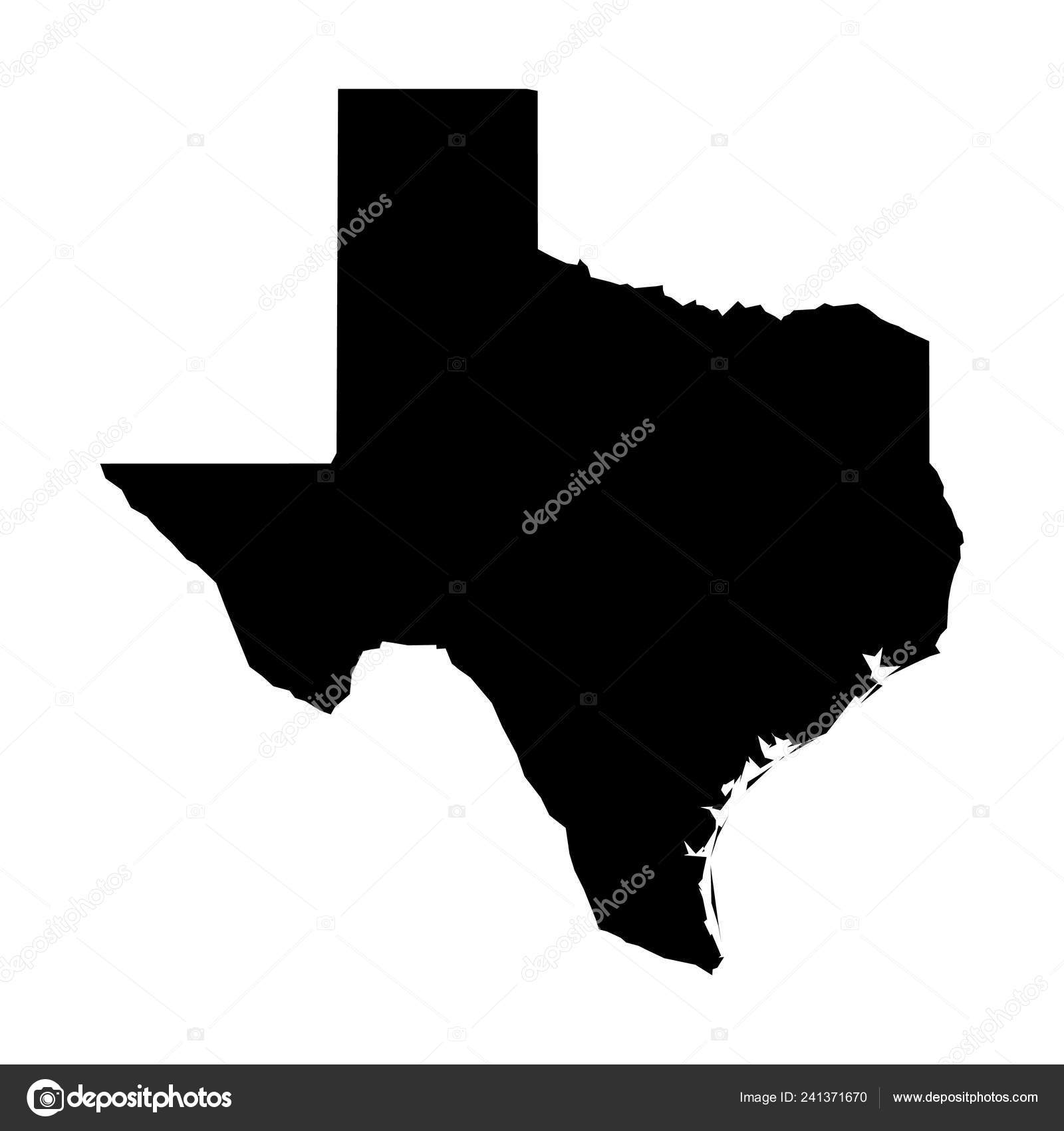 Texas, state of USA - solid black silhouette map of country ... on location of rosenberg texas, major aquifers of texas, google austin texas, american bank of texas, the annexation of texas, geographic center of texas, dallas texas, relative location of texas, geographical id texas, city of rosenberg texas, temperature austin texas, missions of texas, city of manor texas, austin city limits map texas, lakes of texas, 3d physical map texas, printable maps north texas, is there desert in texas, black and white state of texas, stuff about texas,