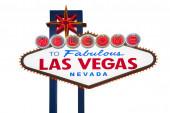 Fotografie Willkommen zur fabelhaften Las Vegas Leuchtreklame