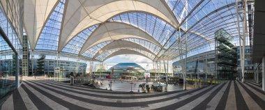 Franz Joseph Strauss Airport , Munich, Germany.