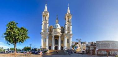 Saint Sebastian Cathedral. Ilheus, Brazil.