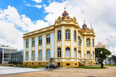 The new Historical Museum of Itaja�� in Sata Catarina, Brazil.