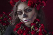Photo Fantasy Hallowen Make up.