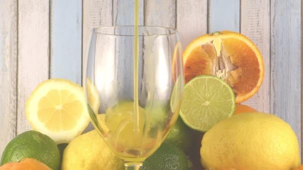 fresh refreshing and natural citrus juice