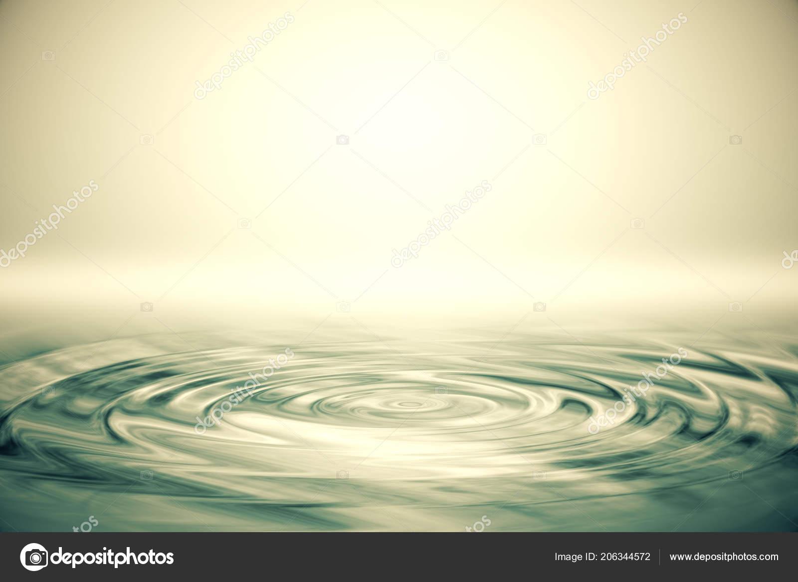 Abstrakte Wasser Tropfen Tapete Kunst Und Design Konzept