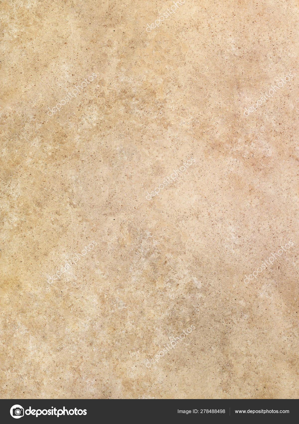 Tan Travertine Marble Surface Texture Stock Photo C Mwiens 278488498