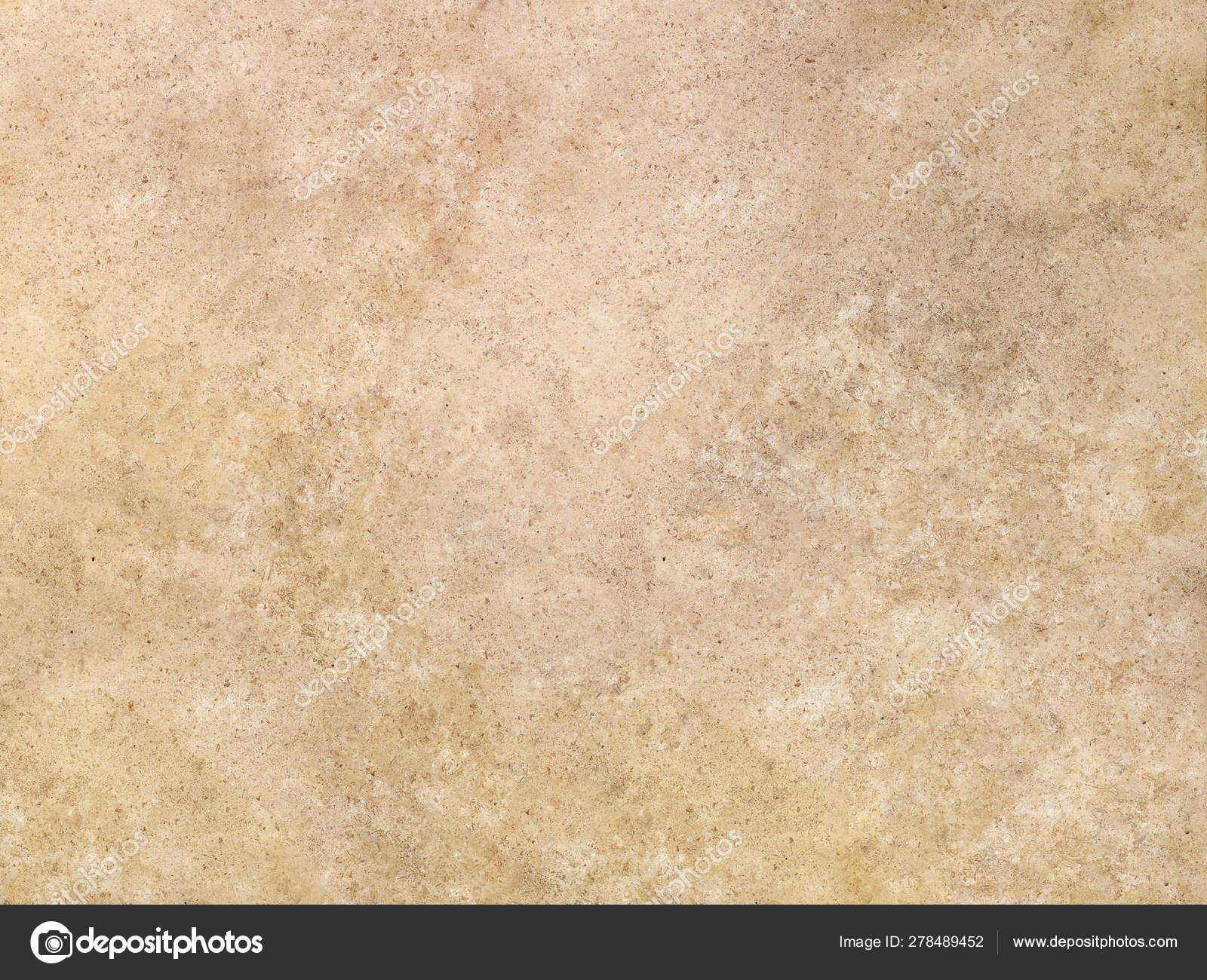 Tan Travertine Marble Surface Texture Stock Photo C Mwiens 278489452