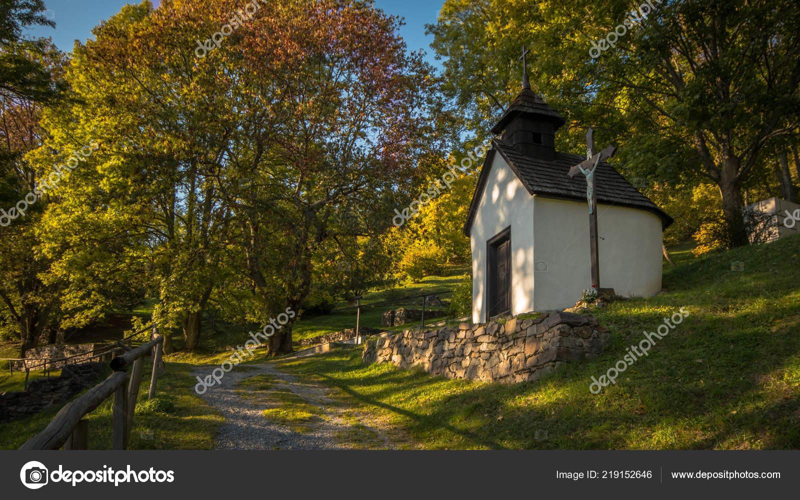 Kaliste Slovakia Former Village Slovak Republic Destroyed Nazis