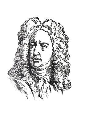 Johann Sebastian Bach portrait