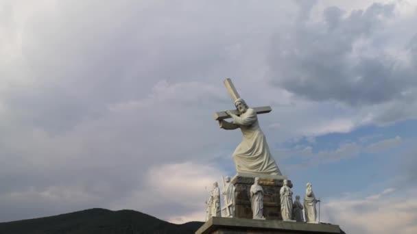Krisztus és az apostolok emlékműve
