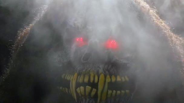 Party-Charakter für Halloween
