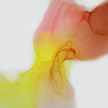 alcohol pink yellow abstract background