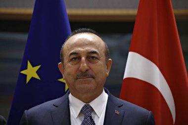 EU-Turkey Association Council in Brussels, Belgium.