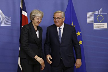 Meeting between Prime Minister of the United Kingdom Theresa May