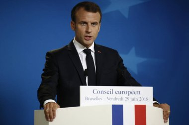 Press conference - Summit of European Union leaders, Brussels