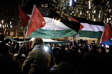 BELGIUM - US - ISRAEL - PALESTINIAN - CONFLICT - JERUSALEM