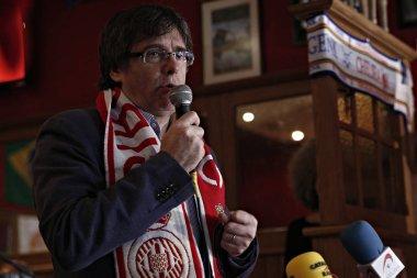 BELGIUM - SPAIN - CATALONIA - POLITICS - VOTE