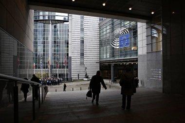 BELGIUM - EU - PARLIAMENT - POLITICS