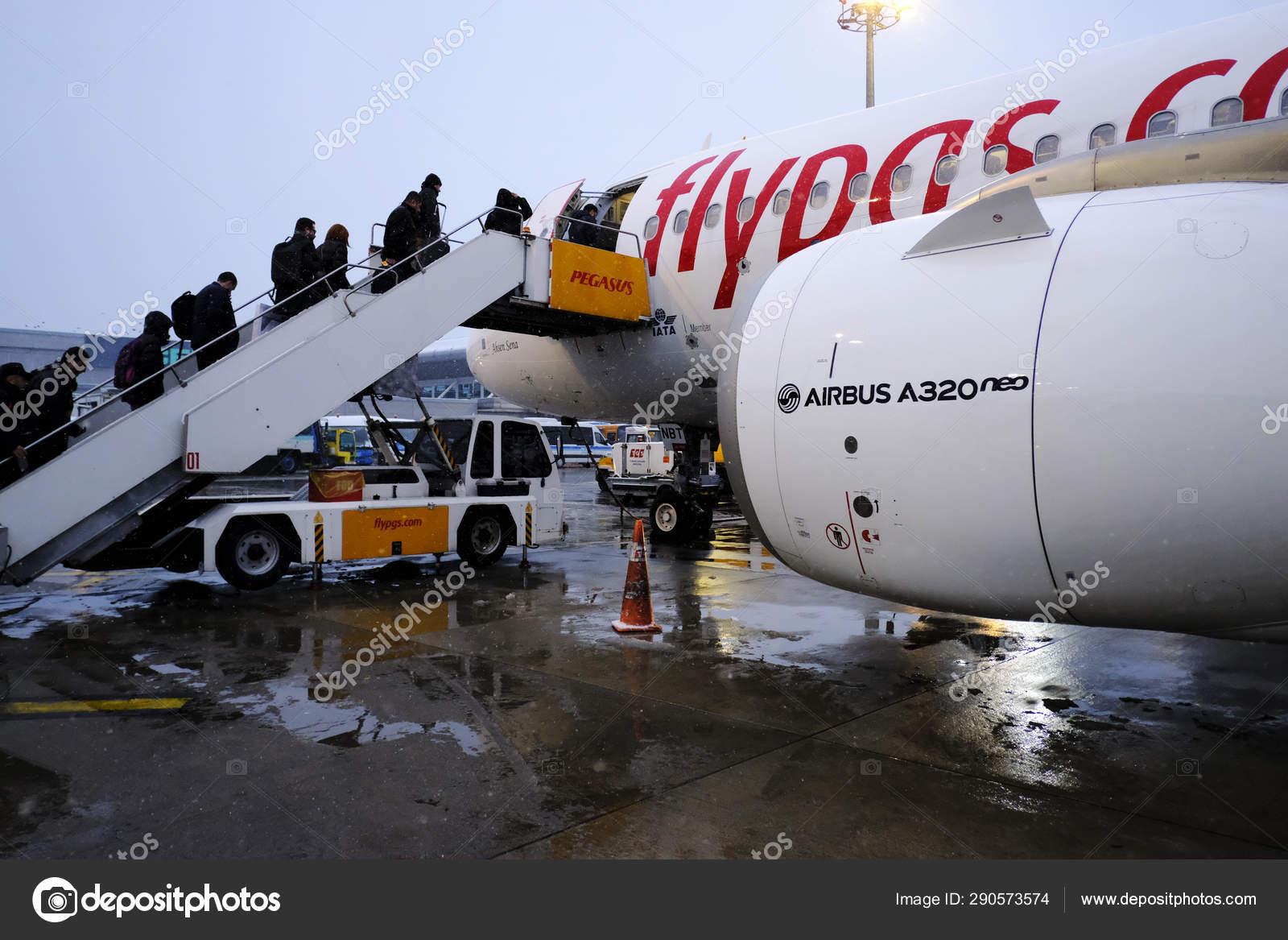 Pegasus airline