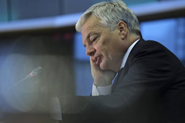 European Parliament hearings with Commissioners-designate