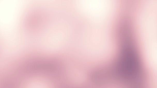 Hladký klouzavý abstraktní stírat rozostřeného pozadí. Abstraktní spořič obrazovky pro video. Opakování záběrů.