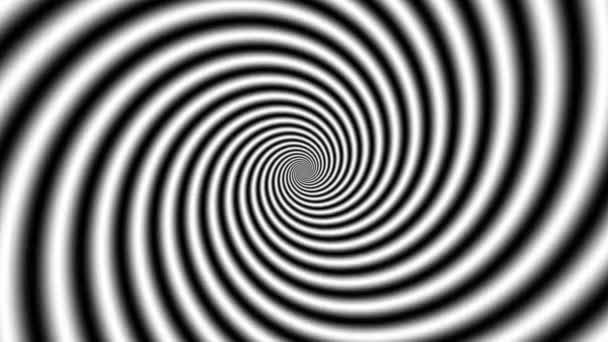 Endlose Spirale. Nahtlose Filmsequenzen.