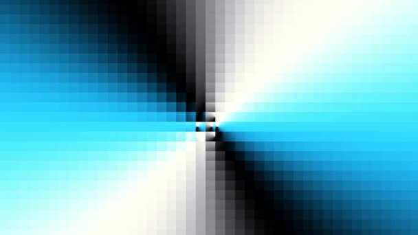 Abstract futurustic background. Moving rays gradient.
